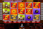 Screenshot of Hoyle Swashbucklin' Slots 2011