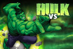The Hulk has escaped a research facility. Can Thor and Wolverine calm him down? Play Hulk VS. to help Hulk escape and quell his rage!