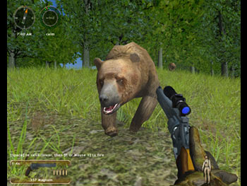 Hunting Unlimited 2010 screen shot