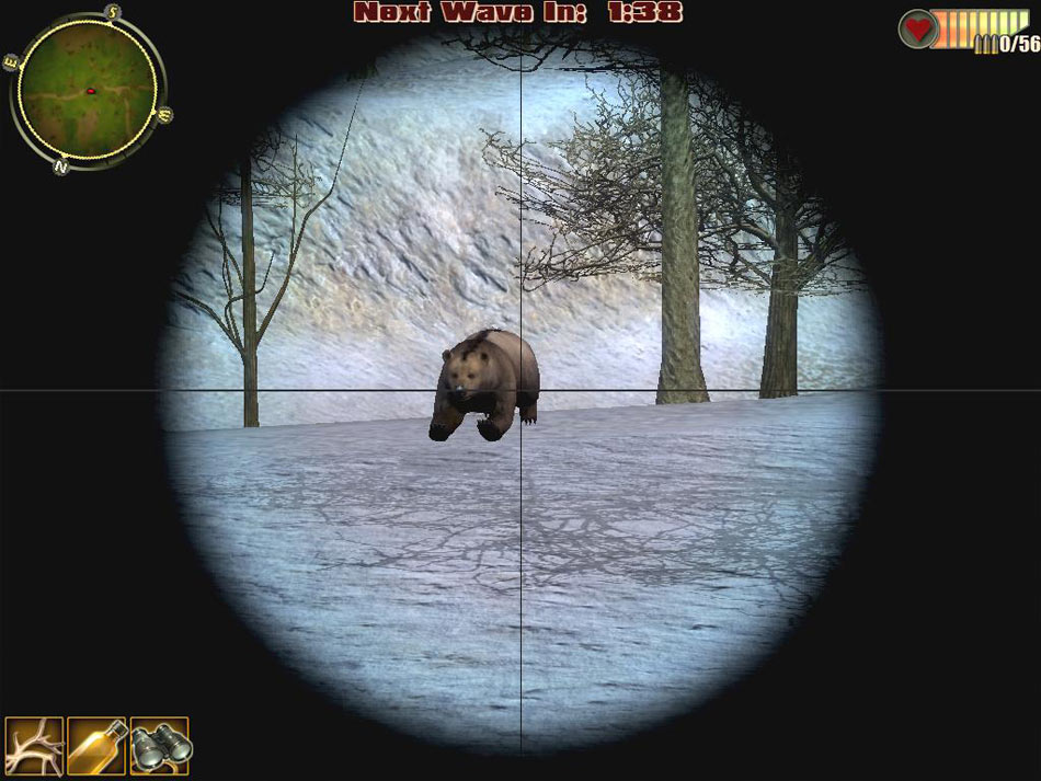 Hunting Unlimited 2011 screen shot