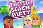Hit the beaches of America and serve Lindsey's friends in Huru Beach Party!