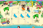 Screenshot of Huru Beach Party