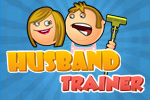 Some husbands are lazy, and you just can't help but nag them! Train your spouse to fix the house in Husband Trainer.