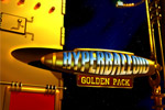 Hyperballoid: Golden Pack will satisfy your cravings for arcade thrills.