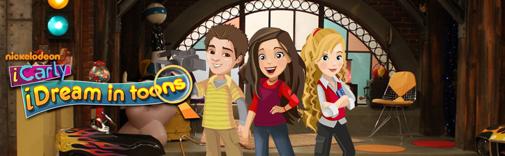 iCarly - iDream in Toons