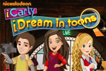 Explore hidden object games throughout the iCarly world!