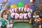 Help Anna create new natural flavors in Ice Cream Craze: Natural Hero!