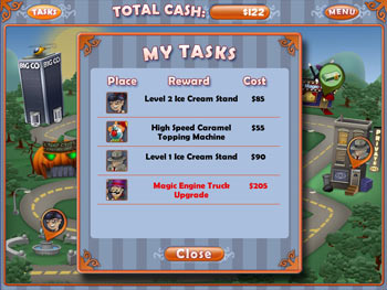 Ice Cream Craze - Tycoon Takeover screen shot