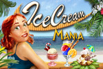 Ice Cream Mania is a cute Time Management game with yummy details. Help Cindy win her father's fortune by building a great business.