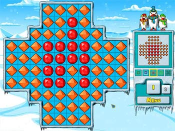 Ice Puzzle Deluxe screen shot