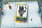Face off across an ice rink in a hockey duel - there's just one player and one keeper on each side. Ice Rage is hockey heaven on your Android device!