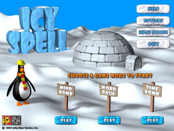 Icy Spell screen shot