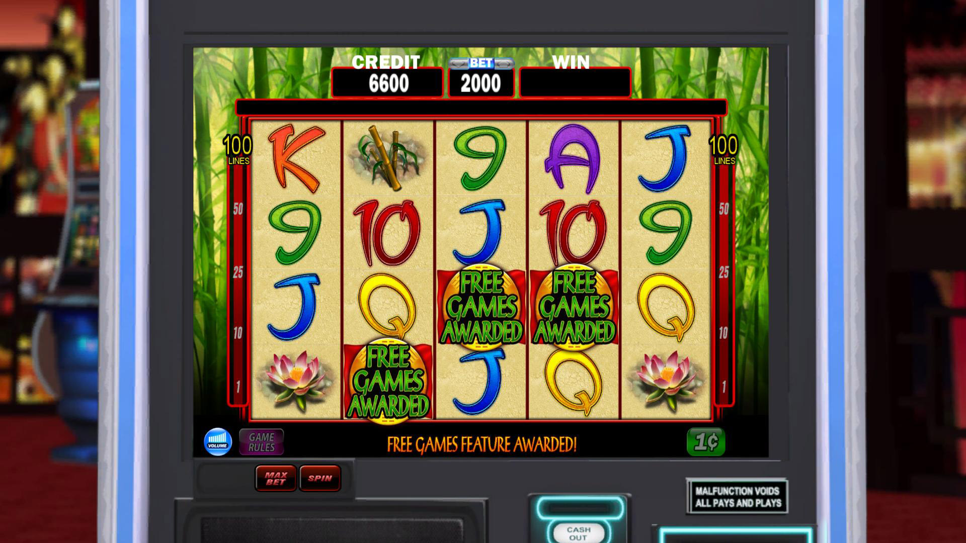 free panda slot machine game