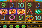 Screenshot of IGT Slots Aztec Temple