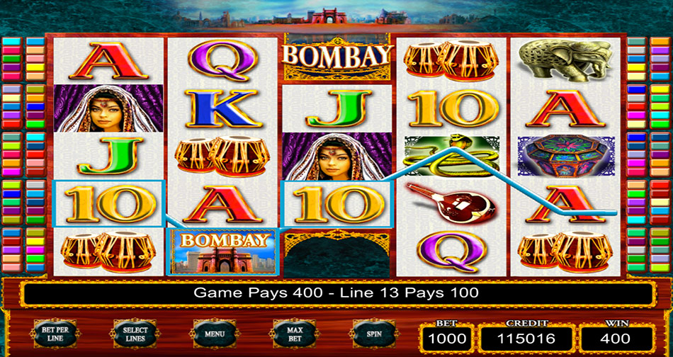 IGT Slots Bombay screen shot