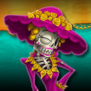 IGT Slots Day of the Dead - logo