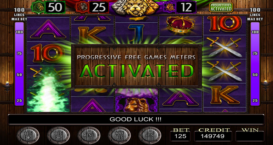 three kings slot game online