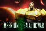 The battle lines have been drawn in Imperium Galactic War. Control an armada of star ships and battle against your enemies in real-time.