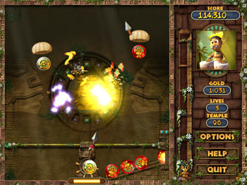 Inca Quest screen shot
