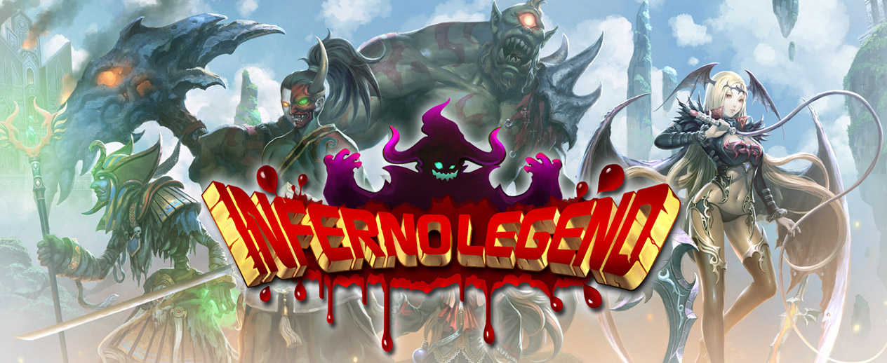 Inferno Legend - Will you make a good villain?