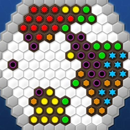 Ingenious - Scamper to win with strategy, and keep your wits with random luck. - logo