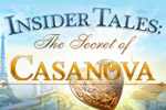 Follow the path of Casanova through 4 great cities in Insider Tales!