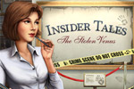 Catch a thief to recover priceless art in Insider Tales: The Stolen Venus!