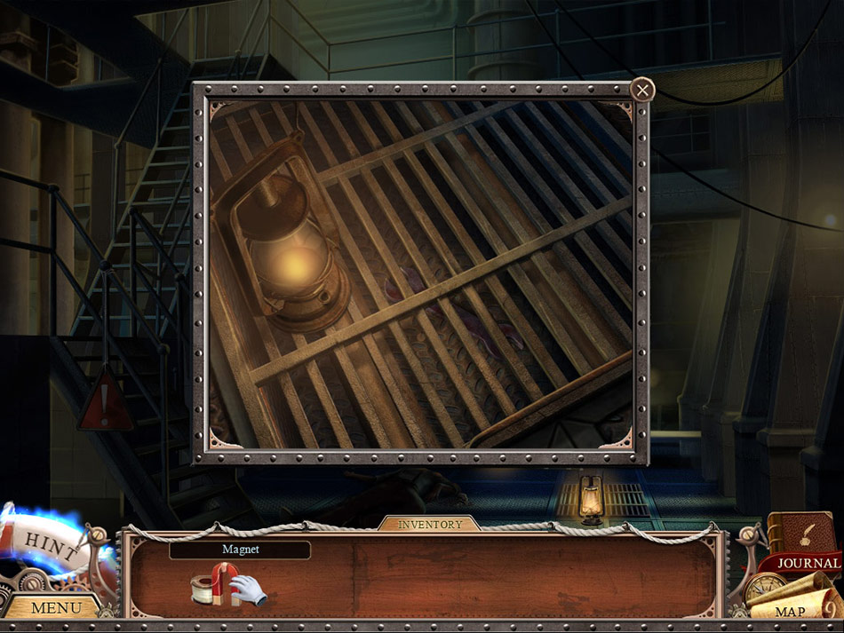 Inspector Magnusson - Murder on the Titanic screen shot