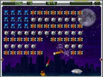 Invadazoid screen shot