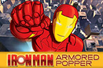 Use Iron Man's repulsor beams to knock down his enemies and clear each stage. Gain new powers as you defeat enemies!