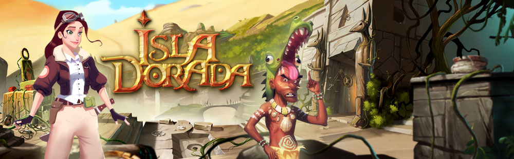 Isla Dorada - Episode 1: The Sands of Ephranis