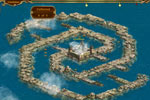 Screenshot of Island Defense
