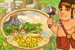 Help guide your Island Tribe safely away from an erupting volcano!