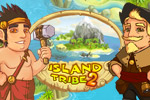 Collect resources, construct and repair buildings, and overcome new obstacles in Island Tribe 2!