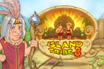 Find the magic runes, rescue the bride, and dive into exciting island adventures in Island Tribe 3!