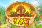 Find the magic runes, rescue the bride, and dive into exciting island adventures in Island Tribe 3- now in an online version!