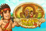 The Islanders are here again! Help the shaman get his true appearance back as you explore 44 new adventures. Play Island Tribe 4 today!