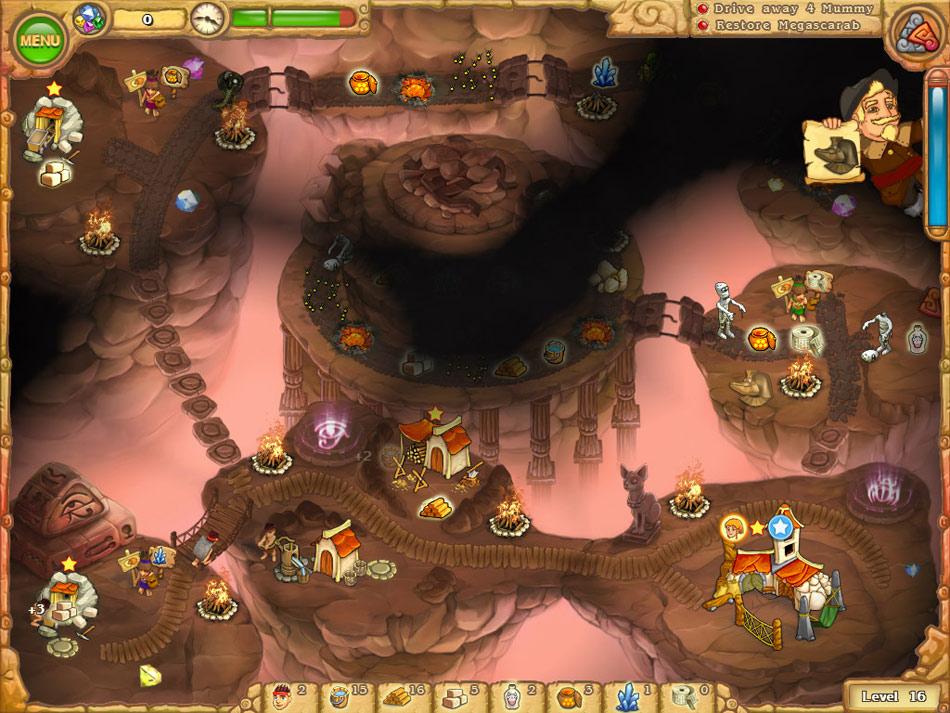 Island Tribe 4 screen shot