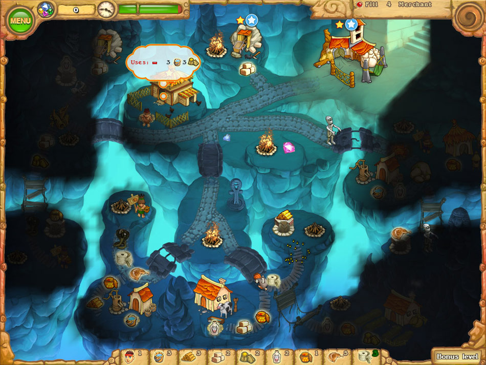 Island Tribe 4 screen shot