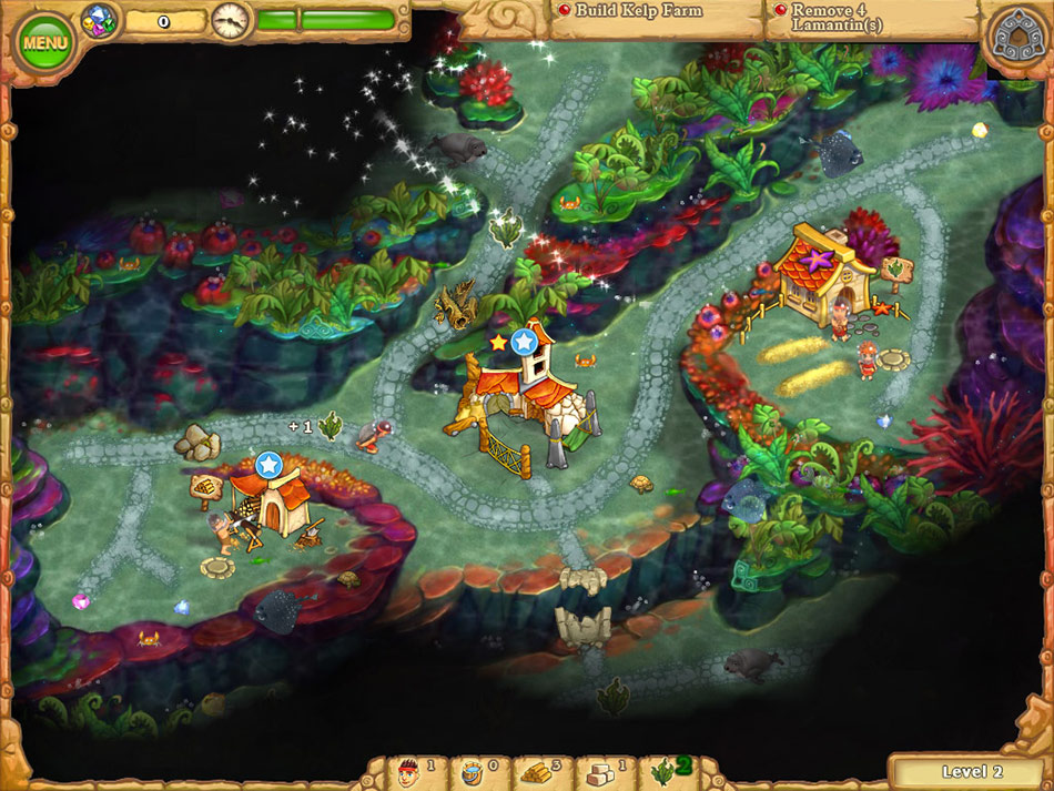 Island Tribe 5 screen shot