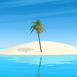 Island Wars 2 - Save your branches and bomb the enemy island while collecting weapons. - logo