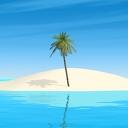 Island Wars 2 - logo