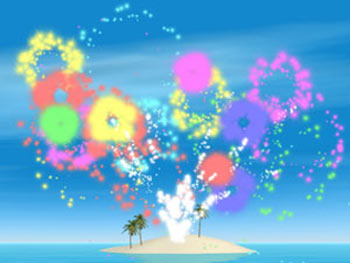 Island Wars 2 screen shot
