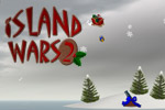 Hop in your sled and bomb the enemy island!