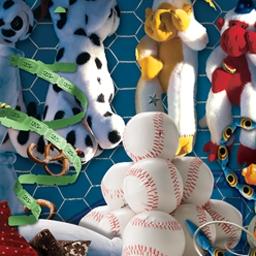 I SPY Fun House - Explore a Fun House bursting with I SPY games, straight from Scholastic! - logo