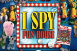 Explore a Fun House bursting with I SPY games, straight from Scholastic!