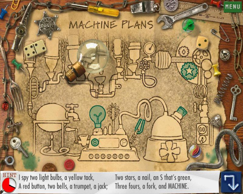 I SPY Mystery screen shot