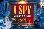 Uncover the secrets of a dark, mysterious house in I SPY Spooky Mansion!