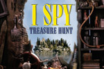 Seek and find a pirate's hidden treasures in I SPY Treasure Hunt!