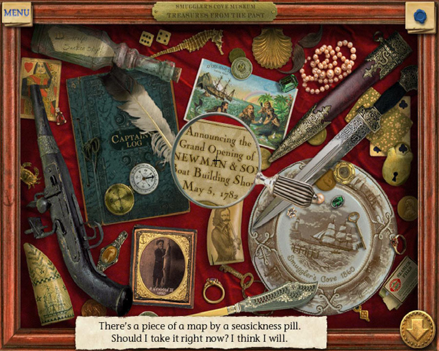 I SPY Treasure Hunt screen shot